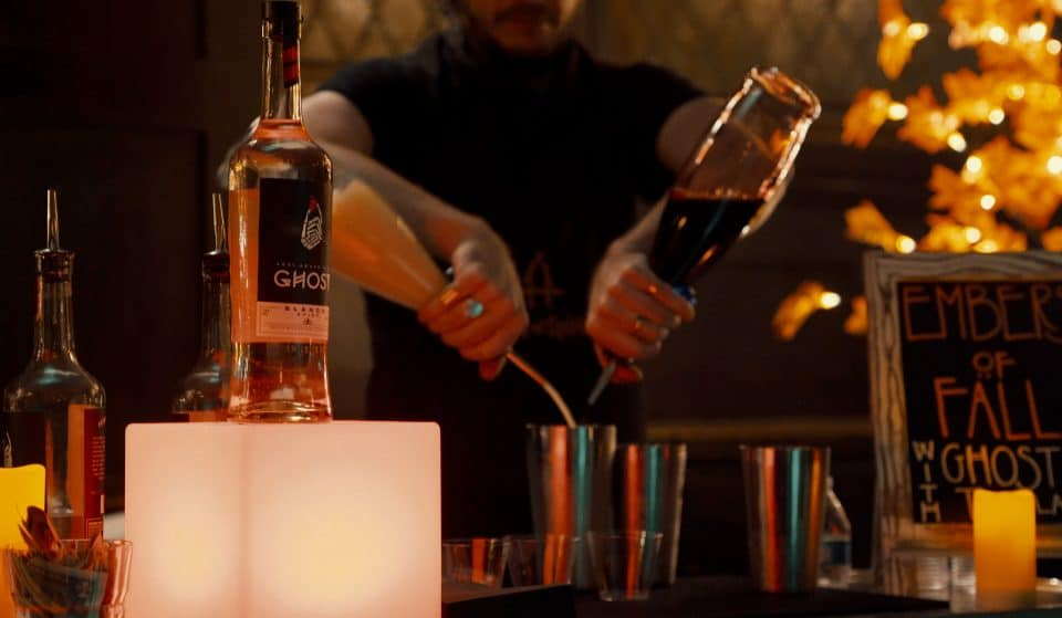Enjoy Spicy Ghost Cocktails At NYC's Macabre Halloween Soirée 'House Of Spirits'