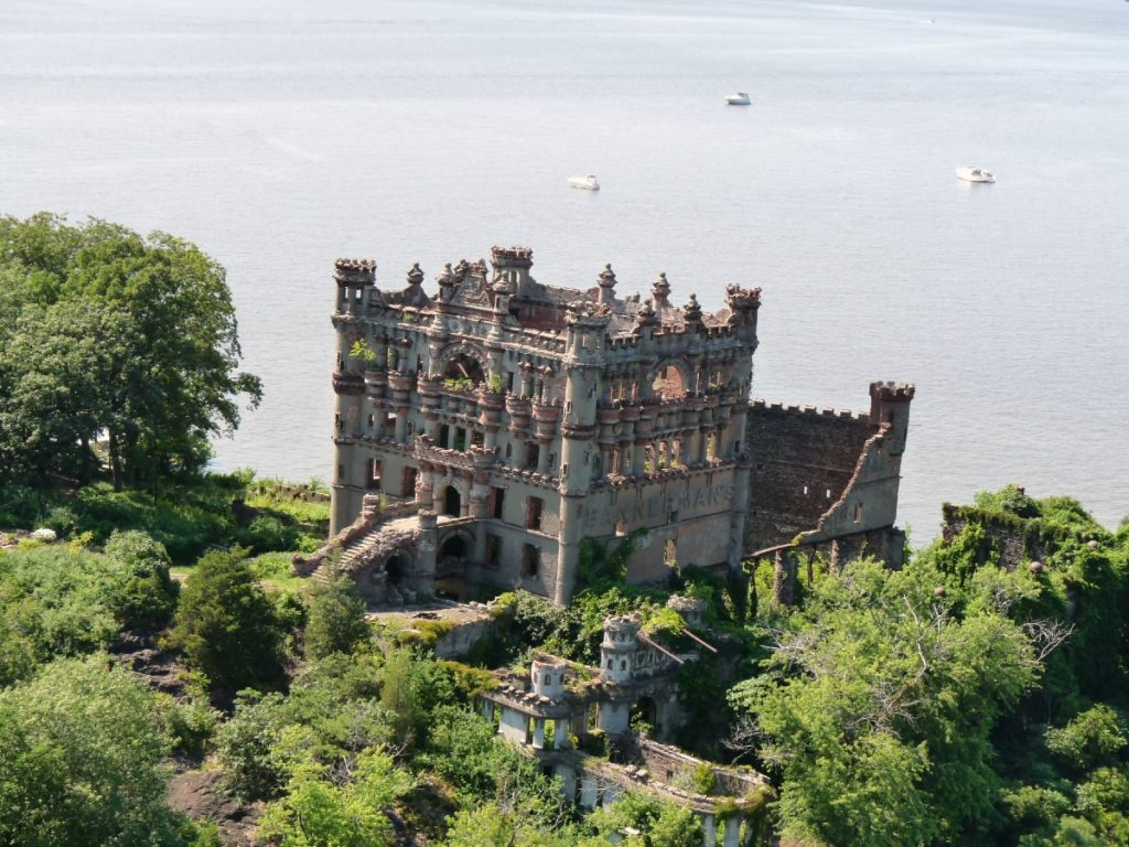 Take A Boat To This Stunning Island Castle Only 1.5 Hours From NYC