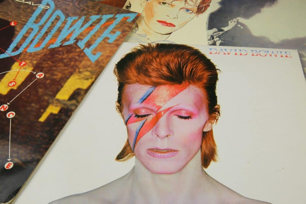 A David Bowie Pop-Up Is Coming To NYC To Honor The Beloved Legend's 75th Birthday