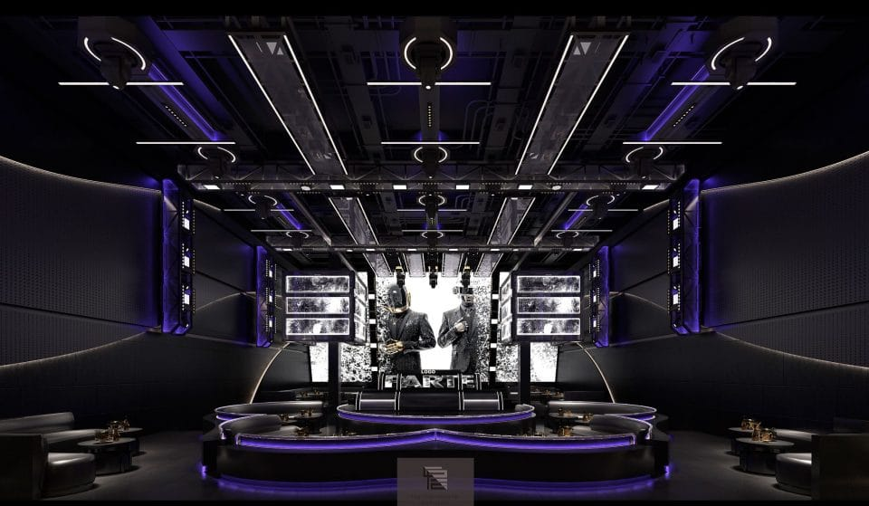An 11,000-Square-Foot, Space Age Nightclub Is Opening In Midtown This Fall