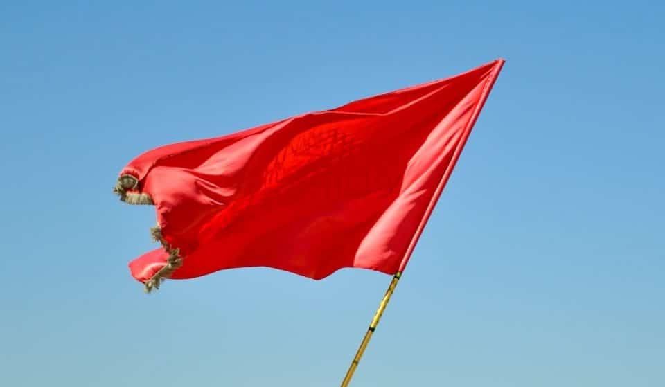 These Are New Yorkers' Top 'Red Flags' When People Are Talking About The City