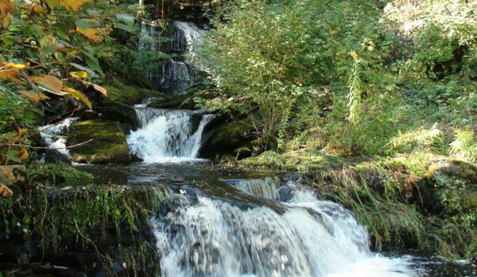 Listen To A Cascading Waterfall From Your Bed At This Airbnb Less Than 3 Hours From NYC
